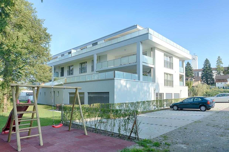121 mfh wohnen an der uze oberuzwil ds architektur ag Architektur wohnen