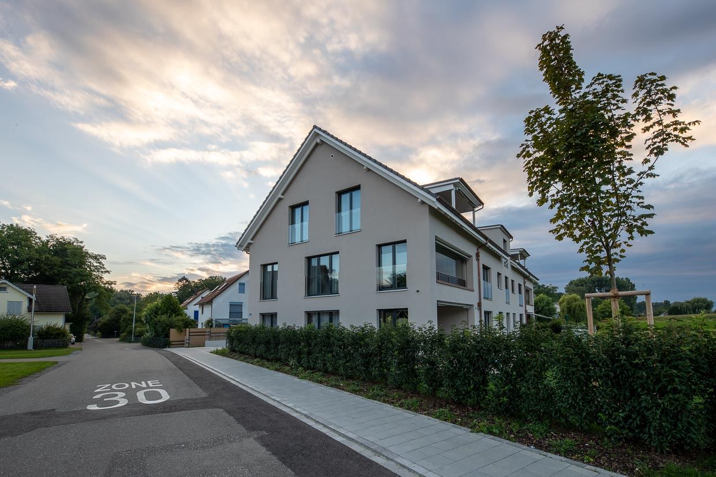 DS-Architektur Mehrfamilienhaus luxburgstrasse Egnach